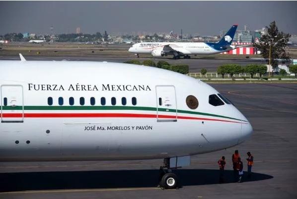 Senadores de Morena confirman que AMLO puede rifar el avión presidencial