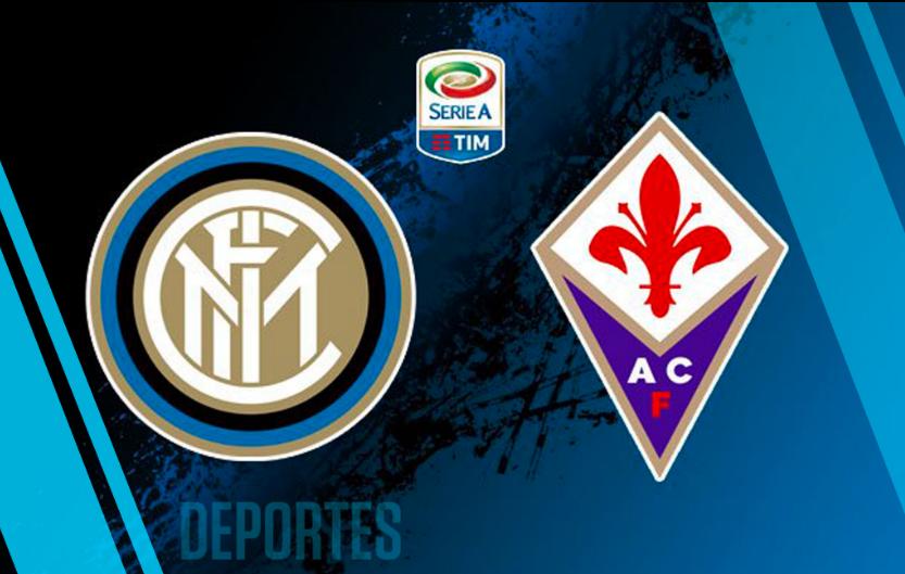 Inter vs Fiorentina horario y dónde ver los Cuartos de FINAL de la Copa Italia