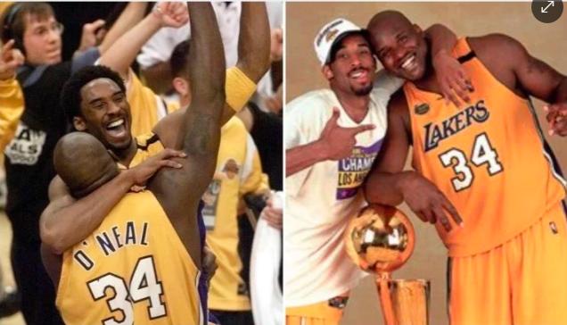 Shaquille O'Neal despide a Kobe Bryant con emotivo mensaje