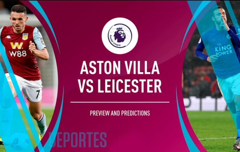 Aston Villa vs Leicester: hora, y dónde ver las Semifinales de la Copa de la Liga