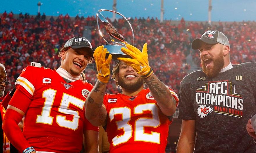 Super Bowl 2020: Kansas City Chiefs vuelven a un Súper Tazón 50 años después