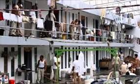 Amarga Navidad para 25 mil presos en Reclusorios CDMX