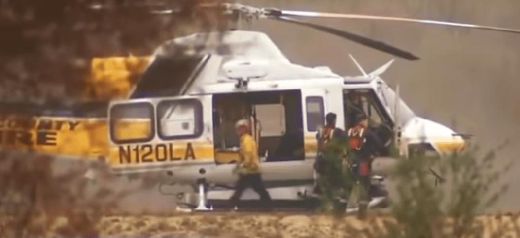 Audio y Vídeo: La última comunicación del helicóptero de Kobe Bryant y la torre de control
