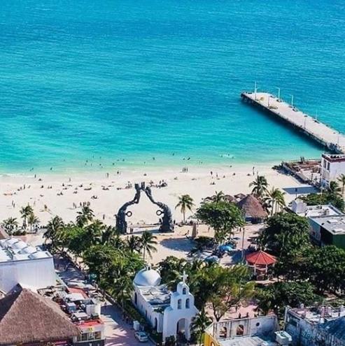 Playa del Carmen | Muelle | Portal Maya | 🇲🇽😎
