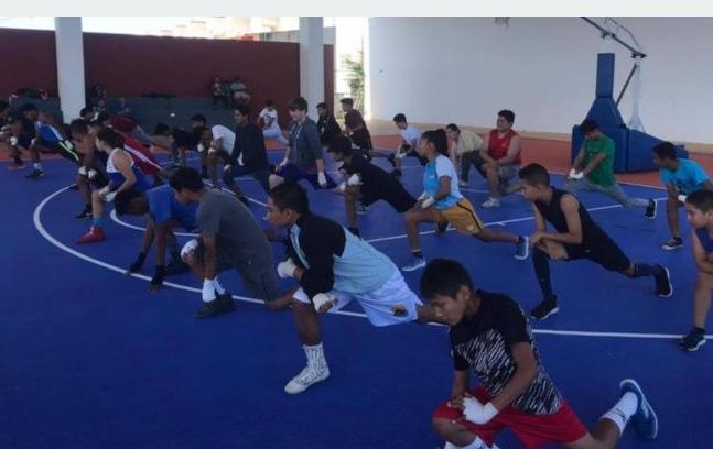 Realizan tope de control a boxeadores en Playa del Carmen