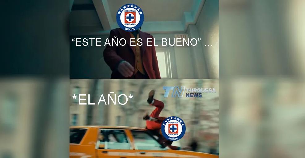 Liga MX | Humillan al Cruz Azul, 2020 tampoco es su año