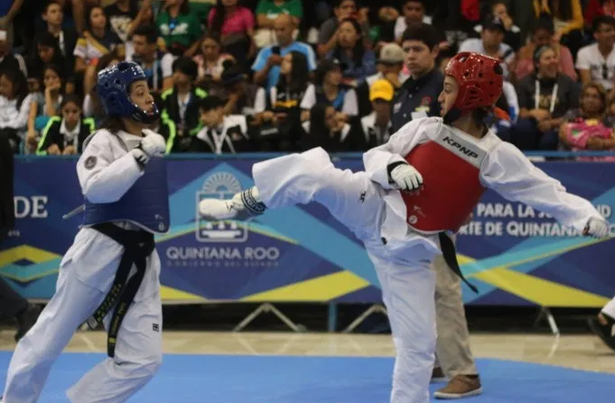 Estiman mil 200 atletas de Cancún en fase estatal