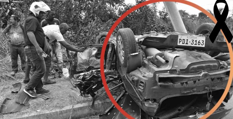 Mueren dos futbolistas en trágico accidente automovilístico