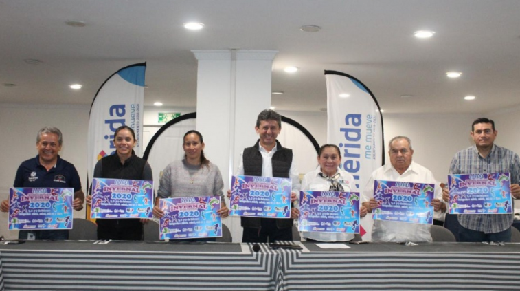 Mérida, sede del Campeonato Invernal de Atletismo en el 'Salvador Alvarado'