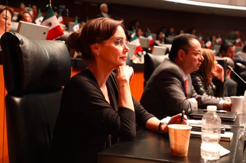 Lilly Tellez pide a Canciller sacar de China a estudiantes sonorenses