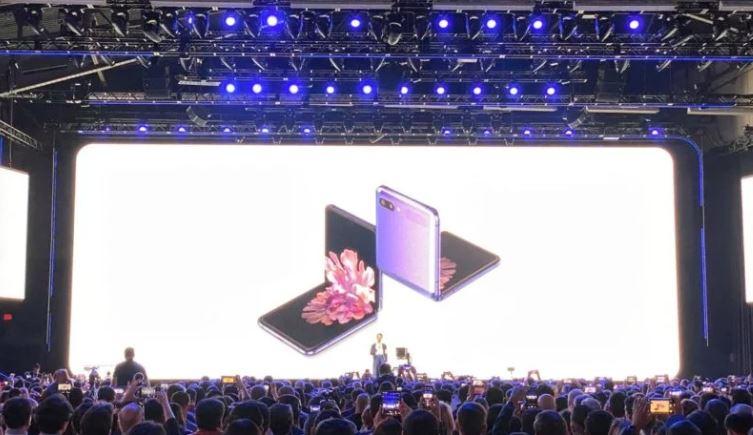 Galaxy Z Flip: así es el segundo teléfono flexible de Samung