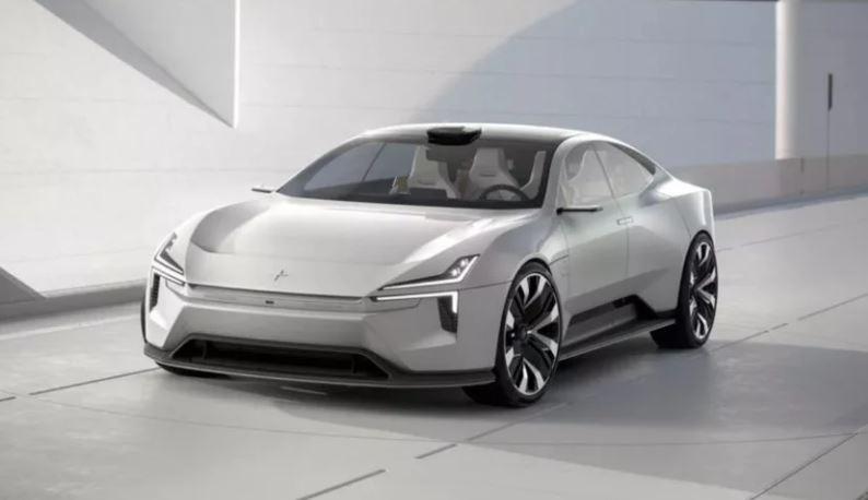 El auto eléctrico basado en Android y hecho con plástico reciclado