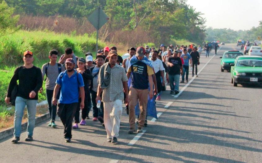 Gobernador asegura que Nuevo León ya es un estado santuario para migrantes