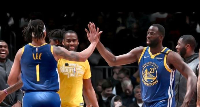 Golden State y Washington Wizard estarían fuera de los Play off de la NBA
