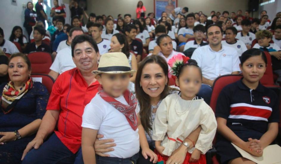 Fortalece Mara derechos de la niñez en Benito Juárez
