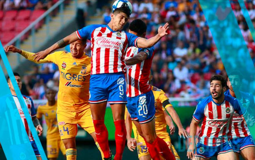 Liga MX: Tigres vs Chivas horario y dónde ver en vivo de la Jornada 5 del Clausura 2020