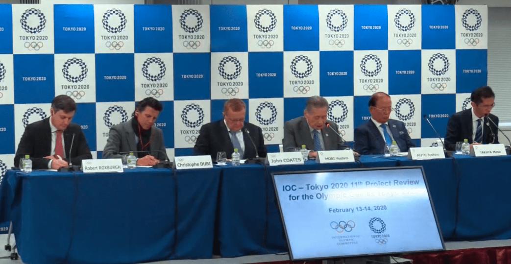 OMS aconsejó al COI no cancelar los juegos de Tokio 2020