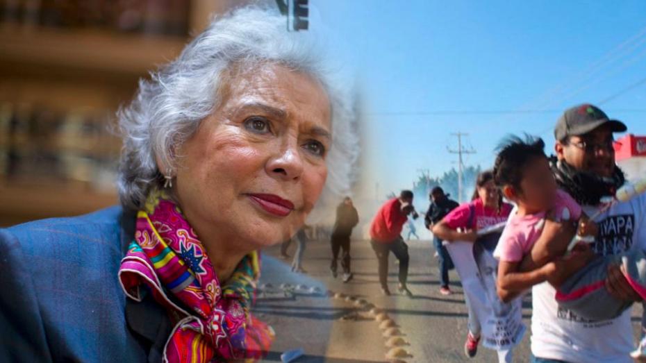 Segob exige a Gobierno de Chiapas castigar violencia contra padres normalistas