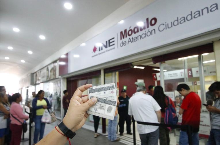INE reporta que Partidos políticos perdieron 70 por ciento de afiliados