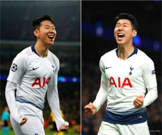 Son Heung-Min se fractura el brazo no jugará con el Tottenham