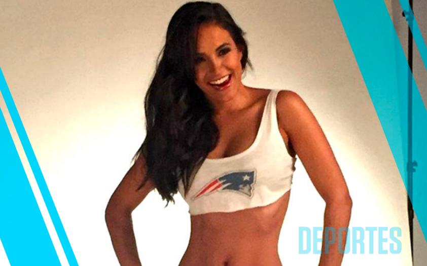 Super Bowl 2020: Gina Holguin se roba las miradas en el Súper Tazón 54 (FOTOS)