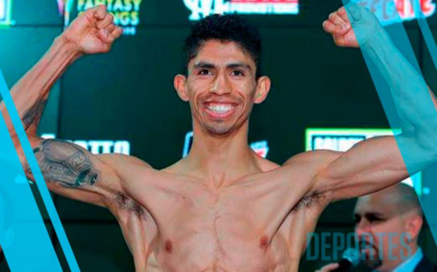 Rey Vargas listo para defender su título mundial