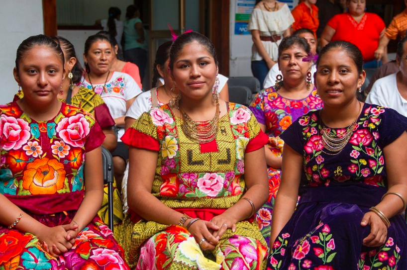 Gobierno celebra el Día de la Mujer Mexicana