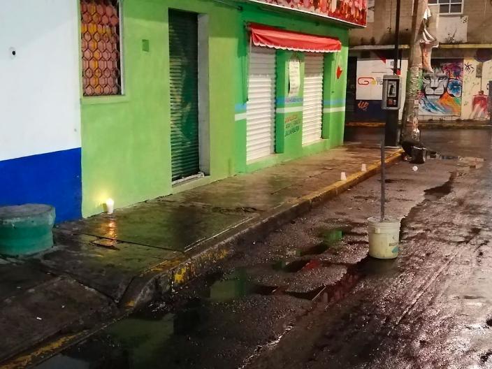 Por no pagar derecho de piso matan a joven en papelería de Jiutepec, Morelos