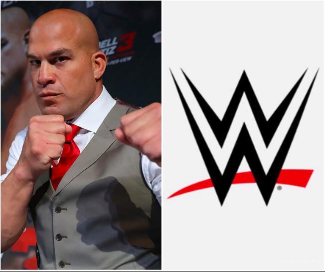 Tito Ortiz busca pelear en la WWE
