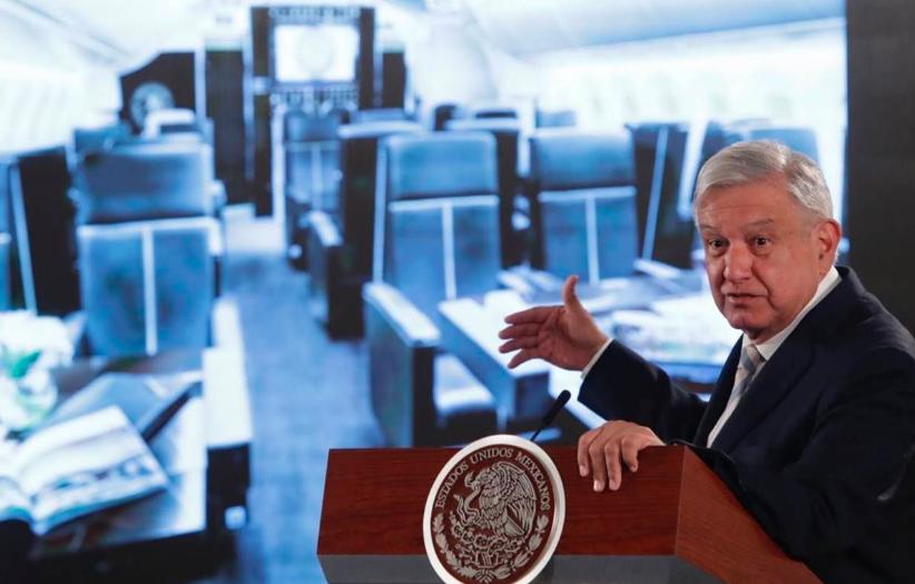 AMLO propone que sean hasta 100 los ganadores de la rifa del avión presidencial