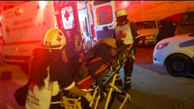 En León, ejecutan a vendedor de tacos mientras ponía su puesto