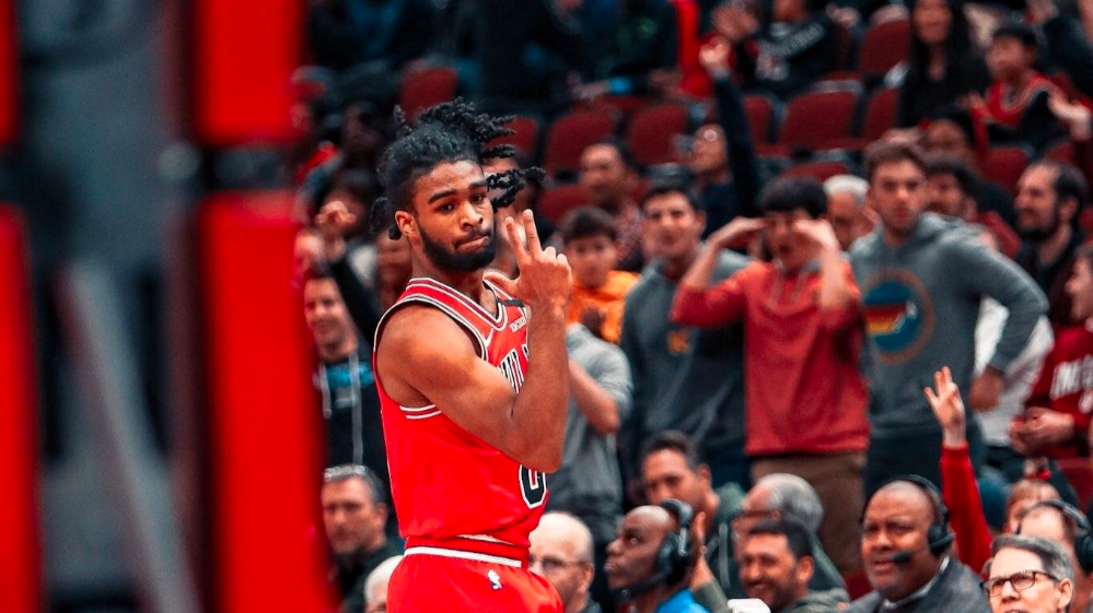NBA: Bulls derrota a Wizard con 33 puntos de Coby White (VÍDEO)