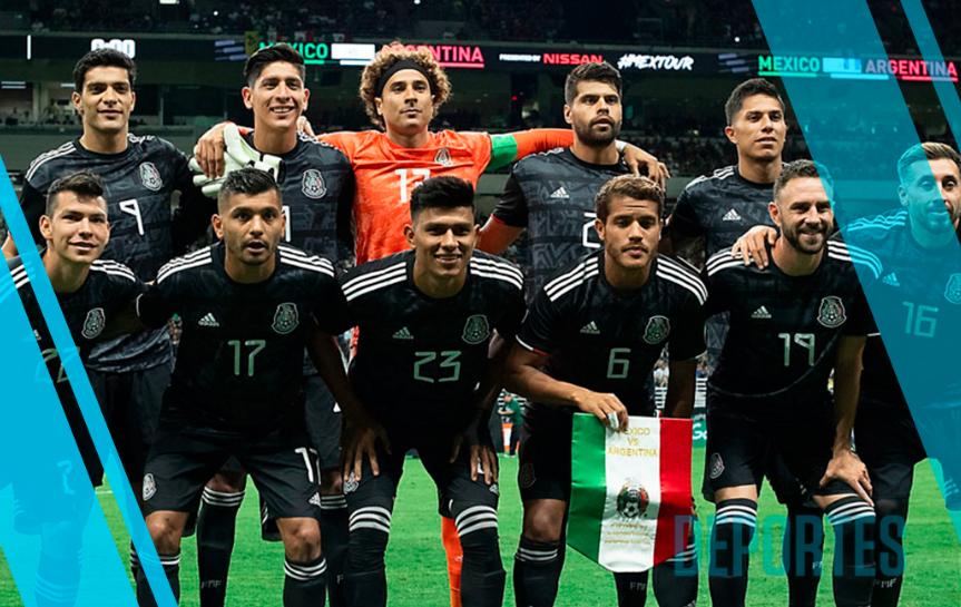 Selección Mexicana jugaría contra Colombia en mayo