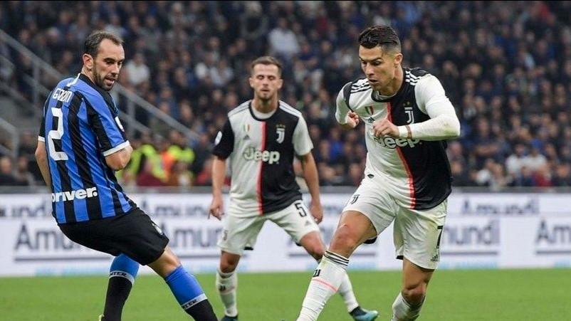 Coronavirus: Juventus vs Inter de Milán es APLAZADO