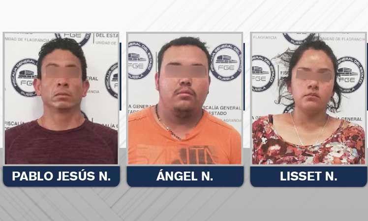 Liberan y reaprehenden a presuntos ASESINOS de estudiantes en Puebla