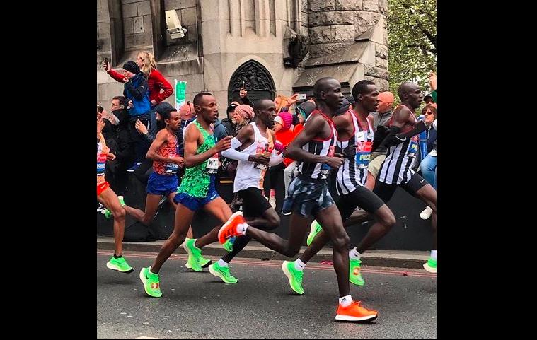 Nike lanza tenis que cumplen con los estándares de World Athletics