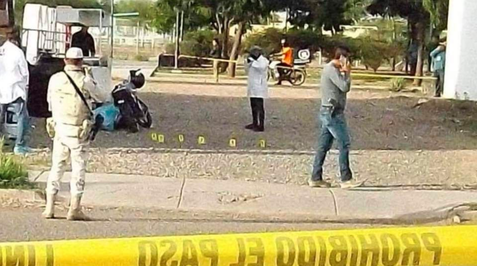 FOTOS: Sicarios asesinan a un niño por que su papá escapó de la ejecución