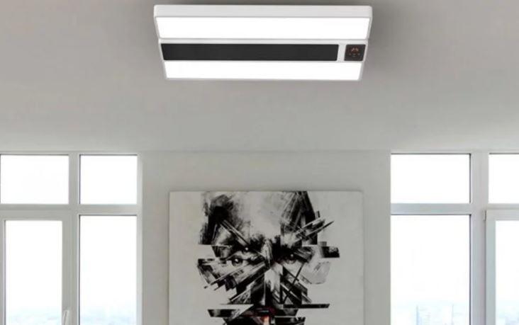 Dos en uno: conoce la nueva lámpara inteligente de Xiaomi que también es calentador