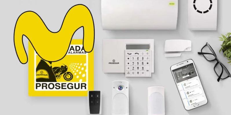 Movistar lanza su servicio de alarmas sin cuota de alta ni permanencia