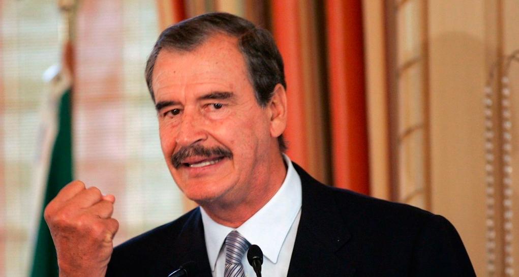 Vicente Fox fue tachado de MENTIROSO por el PRI