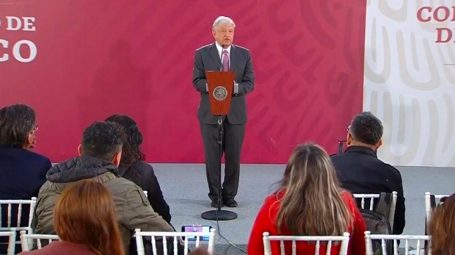 AMLO temas de la conferencia matutina 16 de marzo: 53 casos de coronavirus en México