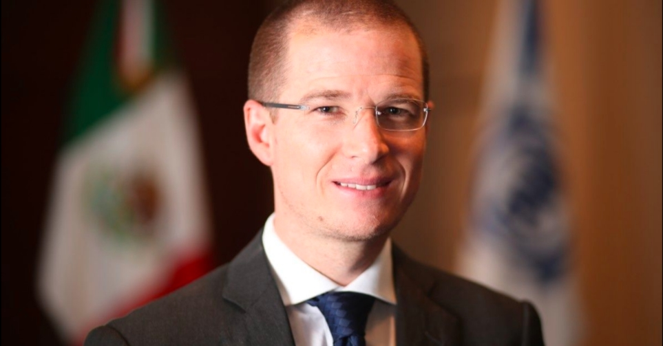 Ricardo Anaya manda mensaje a México durante cuarentena