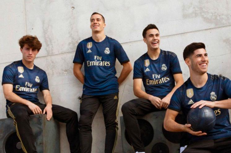 Fotos: Real Madrid vestirá EXÓTICO COLOR en su uniforme