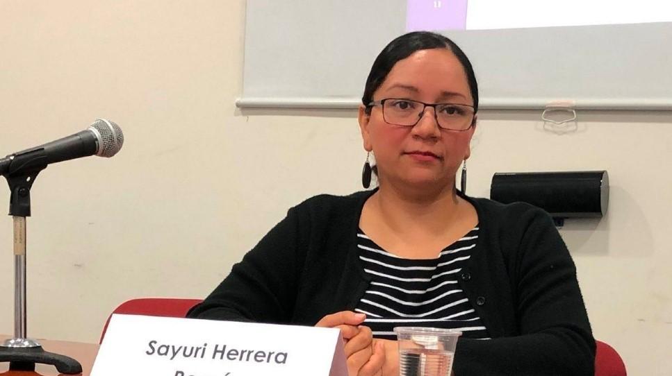 Sayuri Herrera fue nombrada nueva fiscal de feminicidios en CDMX
