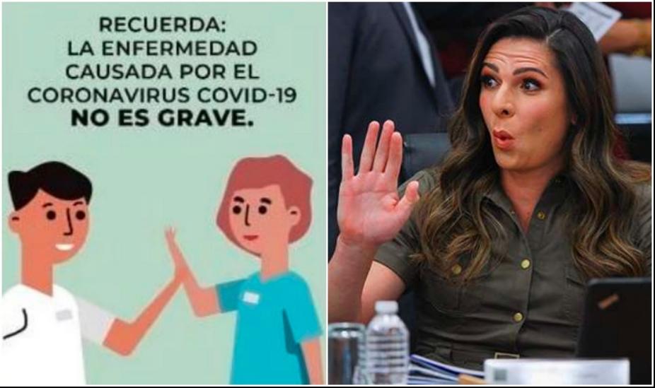 """Coronavirus: Conade aseguró que el Covid-19 """"NO ES GRAVE"""""""