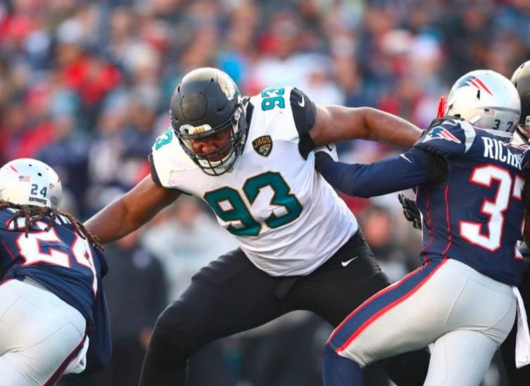 NFL: Calais Campbell llega a los Baltimore Ravens por intercambio de los Jaguars (VÍDEO)
