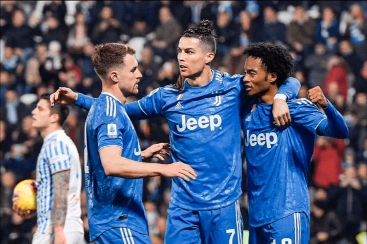 Cristiano Ronaldo equipa hospitales en Portugal para combatir el Covid-19