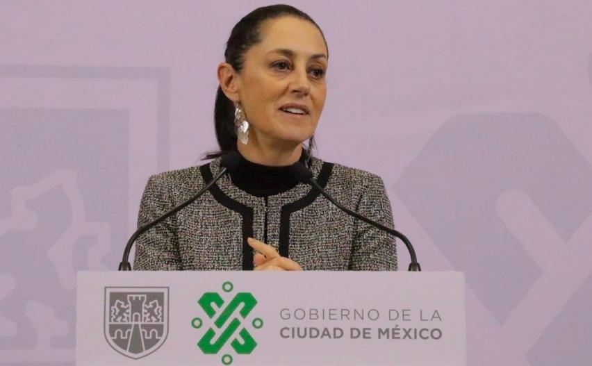 Claudia Sheinbaum suspenderá audiencias públicas por Covid-19 en la CDMX