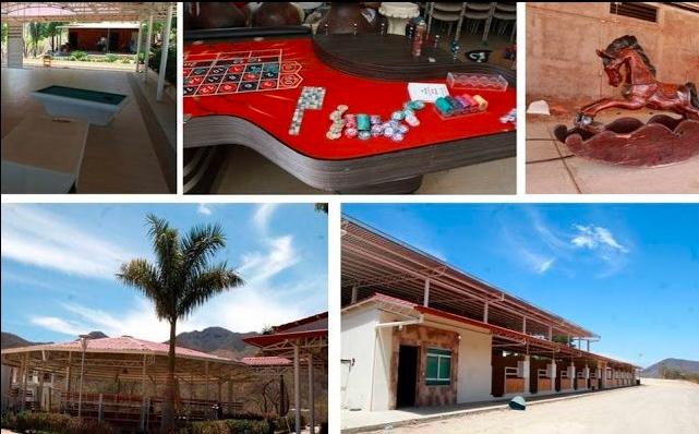 Blog del narco: La mansión de Annunaki, fortaleza de Los Templarios de Michoacán