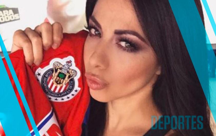 FOTOS: Jimena Sánchez en Instagram ENCIENDE a seguidores de Chivas